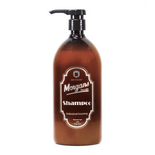 Morgan's Shampoo for Normal Hair with Aloe Vera Shampoo Morgan's Pomade Co 1 Litre