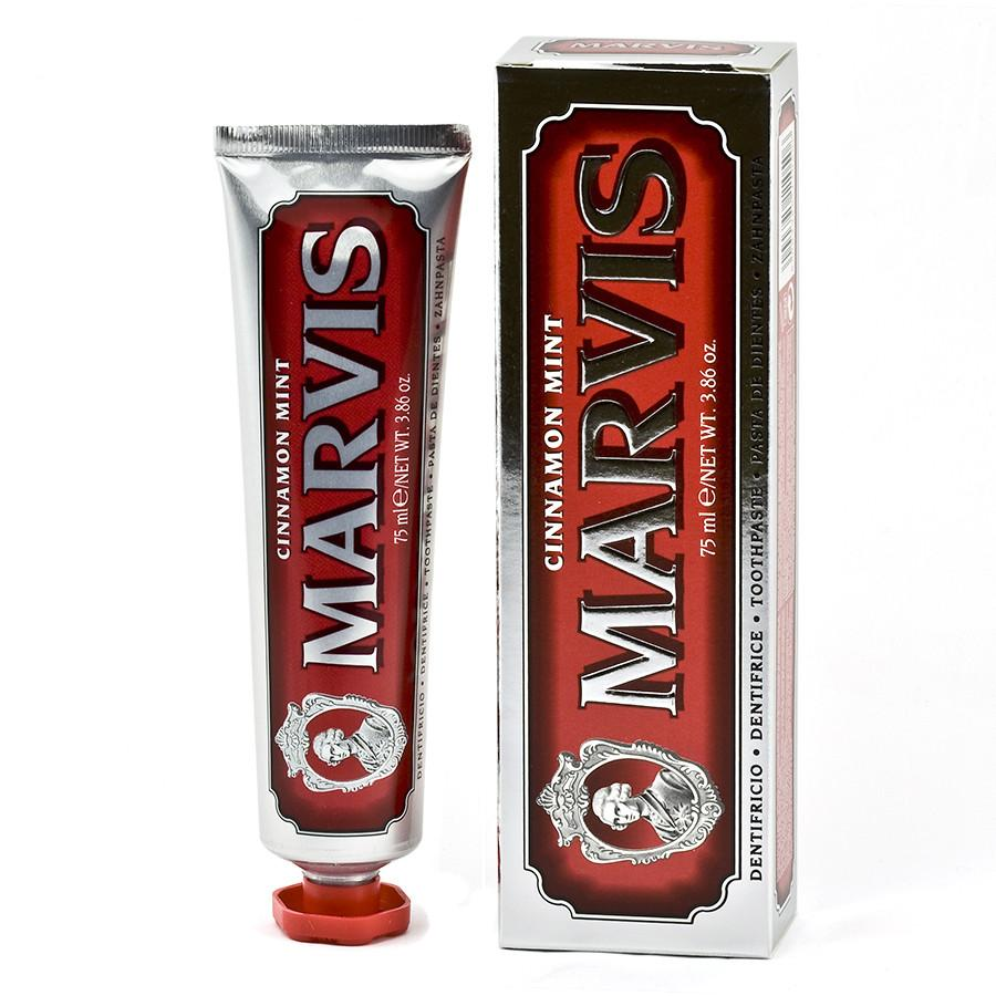 Marvis Cinnamon Mint Toothpaste Toothpaste Marvis