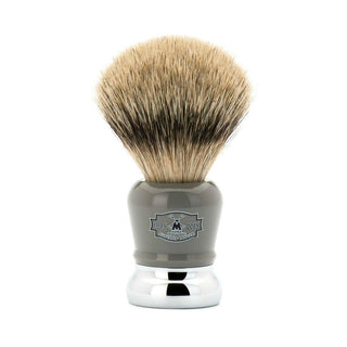 Muhle 70th Anniversary Silvertip Badger Shaving Brush Badger Bristles Shaving Brush Muhle
