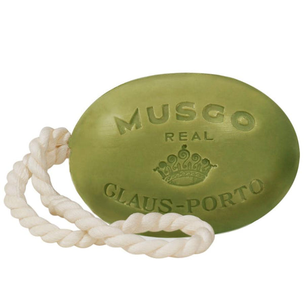 Musgo Real Soap On a Rope, Oak Moss - Fendrihan Canada - 1