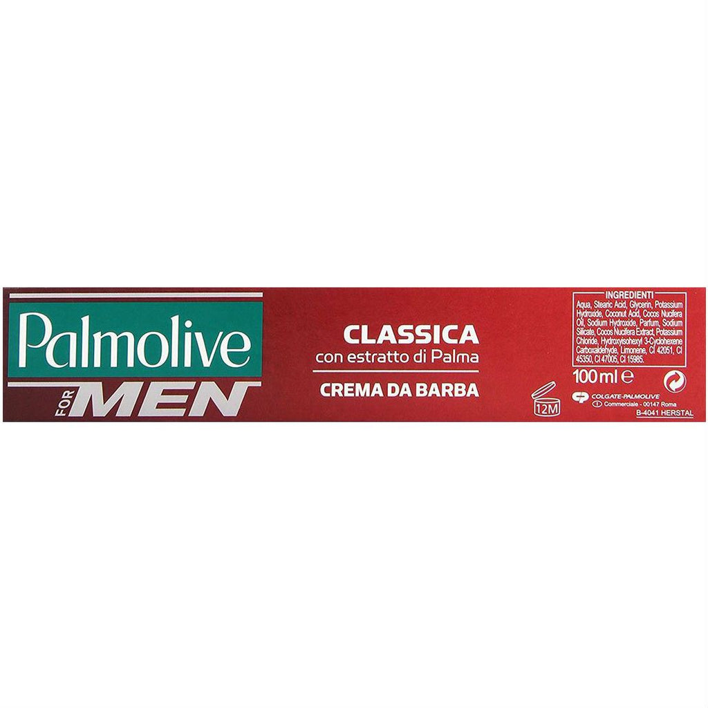 Palmolive Classic Shaving Cream, Original Scent Shaving Cream Palmolive