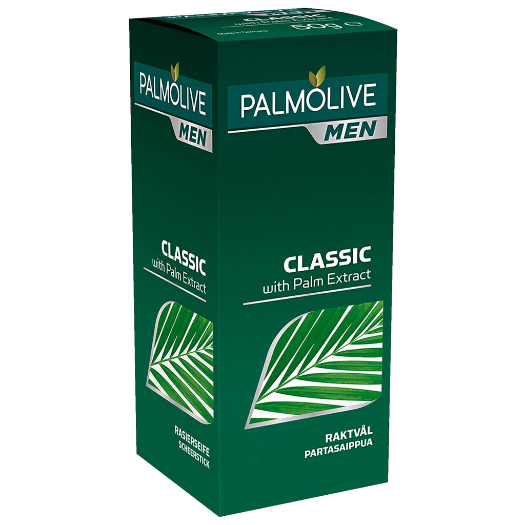 Palmolive for Men Classic Shave Stick Shaving Soap Palmolive