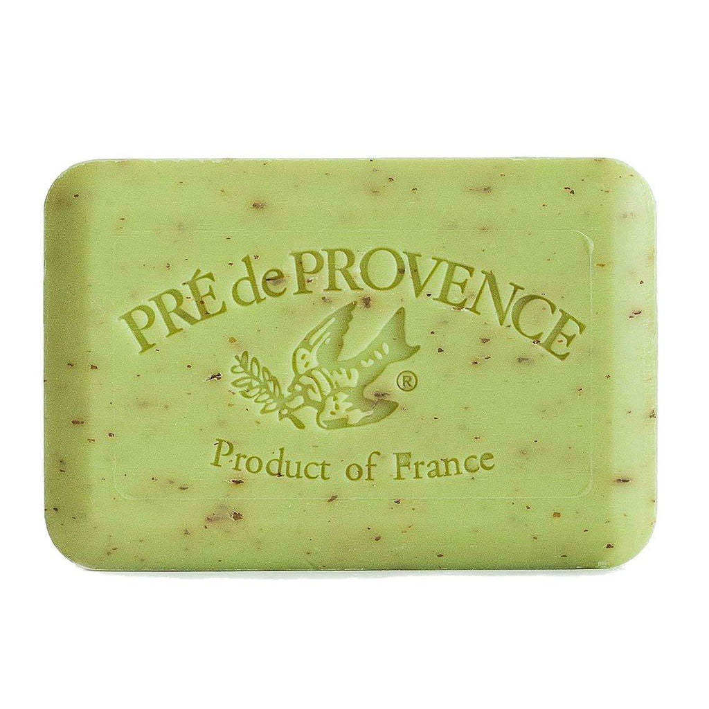 Pre de Provence Pure Vegetable Soap, Extra Large Bath Size Body Soap Pre de Provence Lime Zest