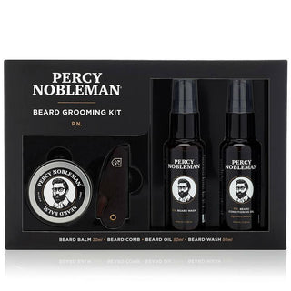 Percy Nobleman Beard Grooming Kit Beard and Moustache Grooming Percy Nobleman