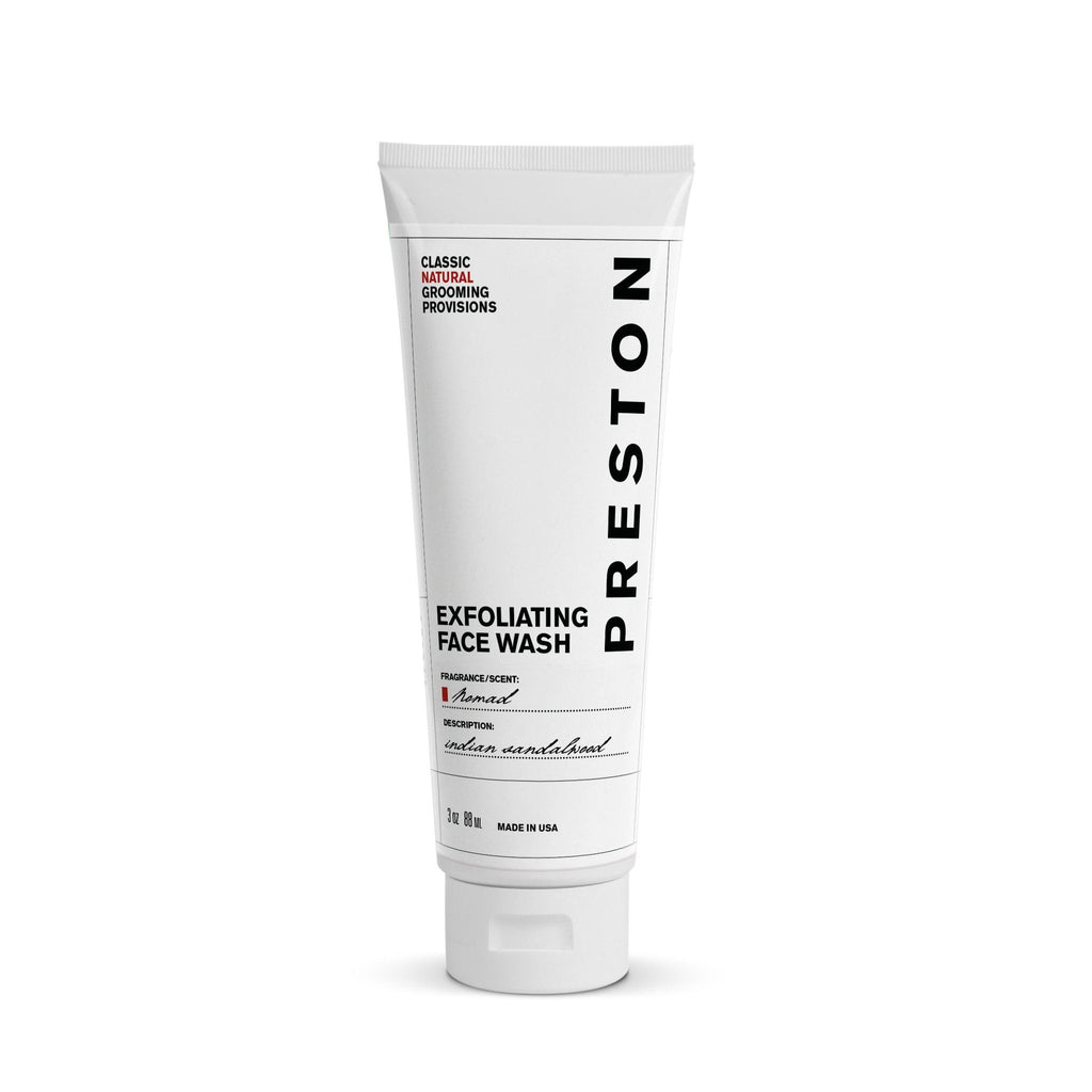 Preston Exfoliating Face Wash Face Wash Preston Nomad