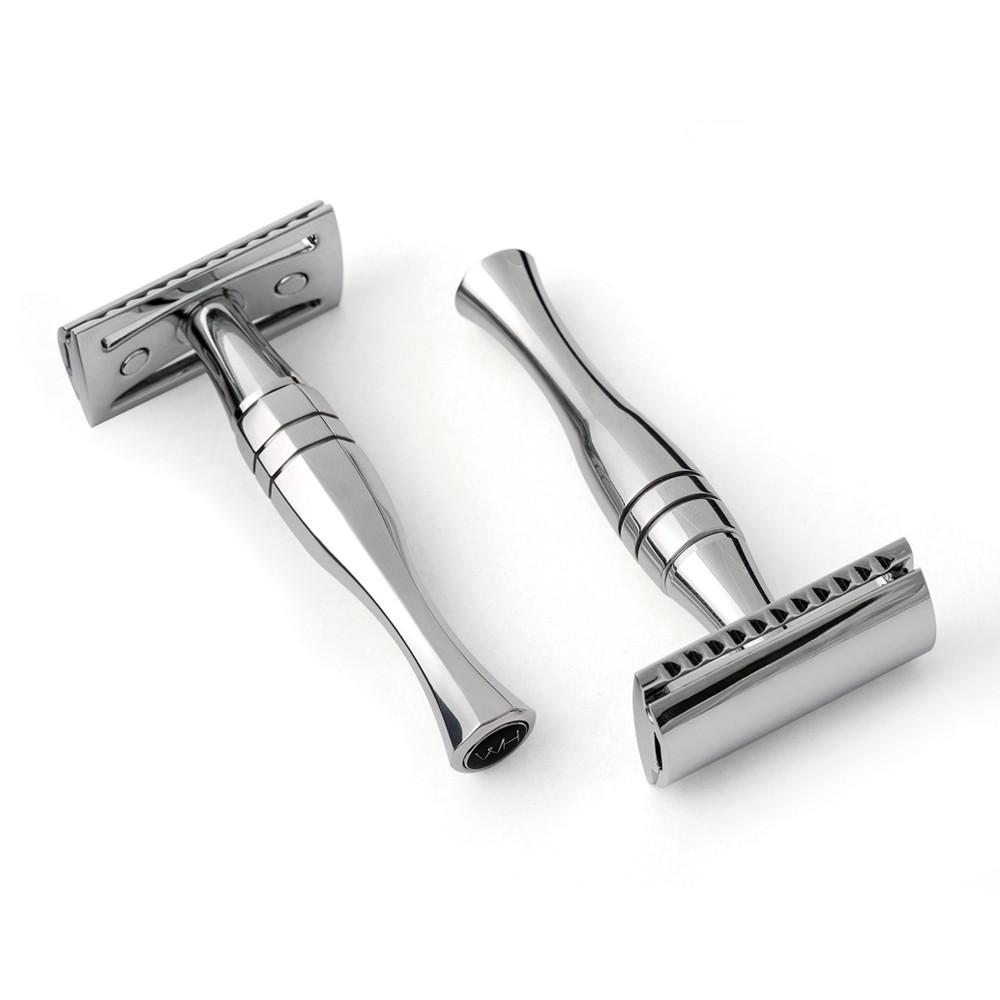 Wilde & Harte Eltham Classic Double Edge Safety Razor Double Edge Safety Razor Wilde & Harte