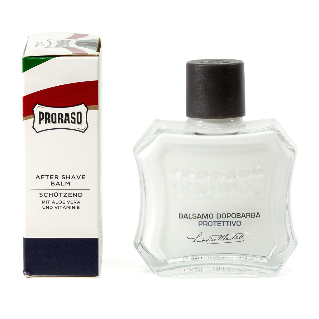 Proraso Blue After Shave Balm with Aloe and Vitamin E Aftershave Proraso