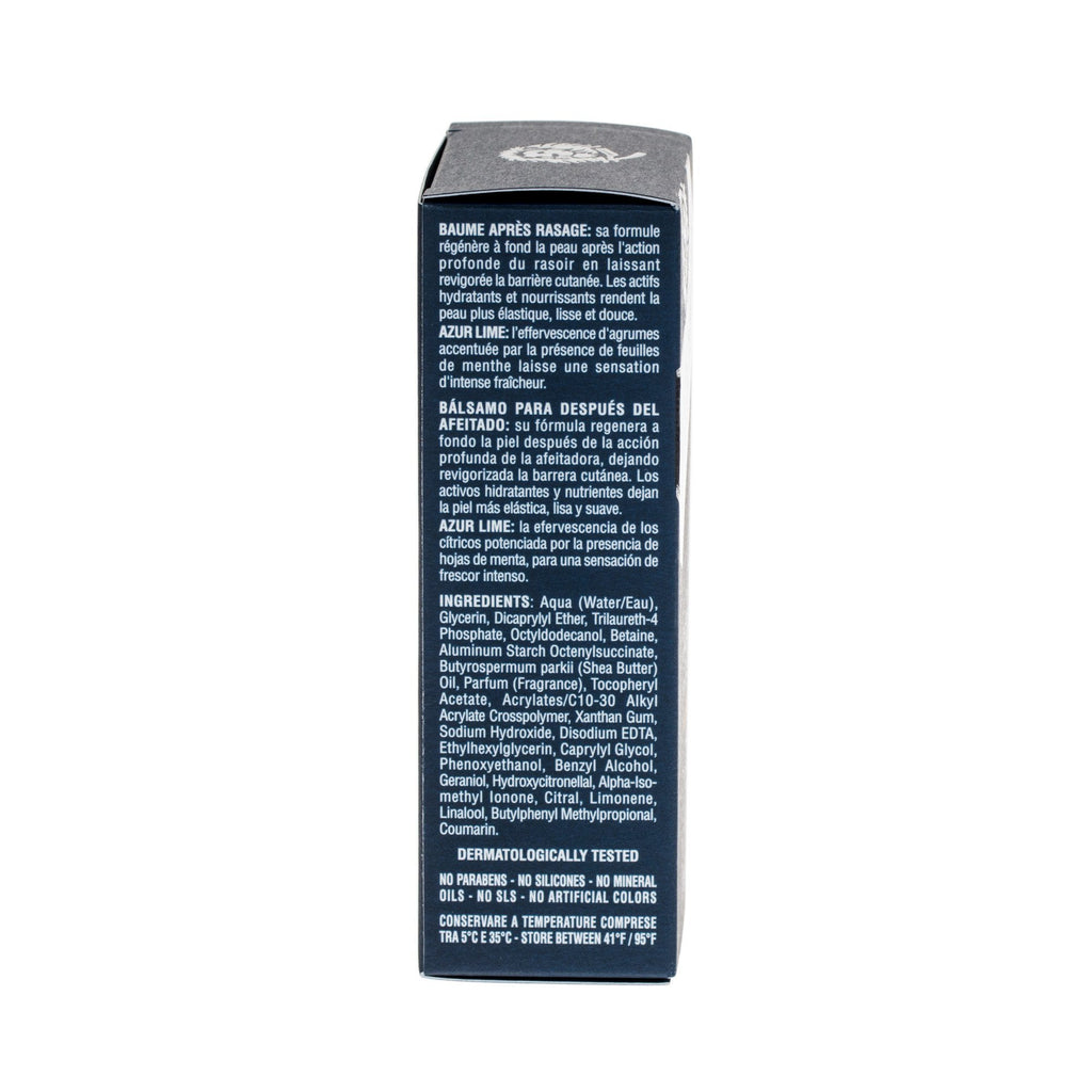 Proraso After Shave Balm, Azur Lime Aftershave Proraso