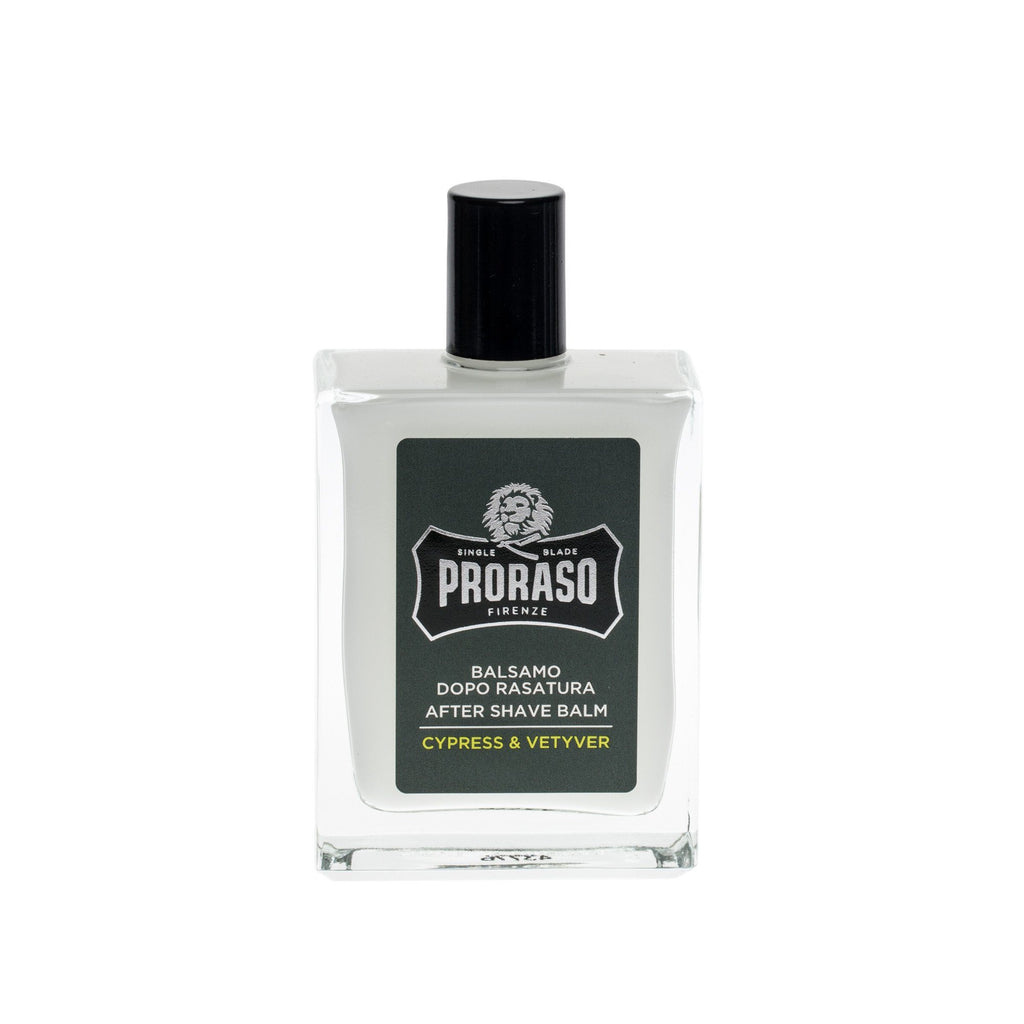 Proraso After Shave Balm, Cypress & Vetyver Aftershave Proraso