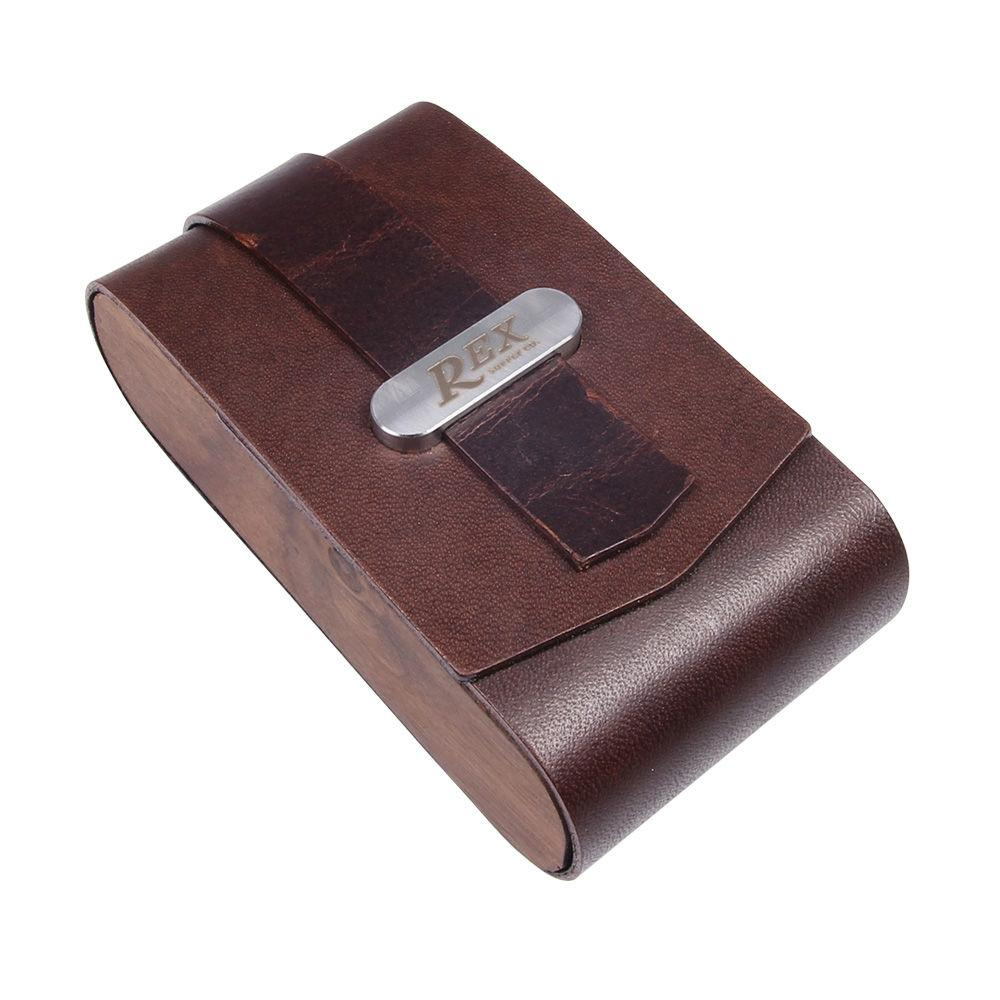 REX Supply Co. Ambassador DE Safety Razor Case