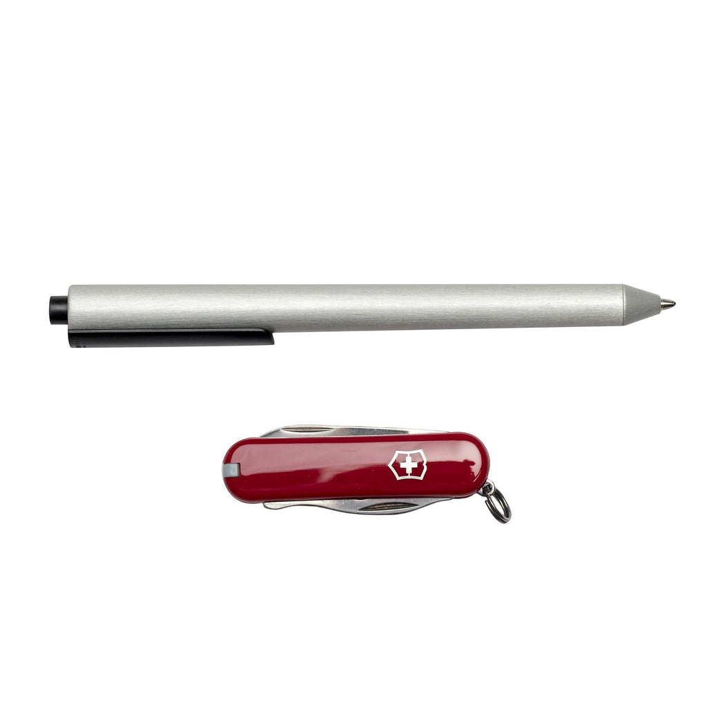Premec Tool Set in Metal Gift Box, Made in Switzerland Ball Point Pen Premec