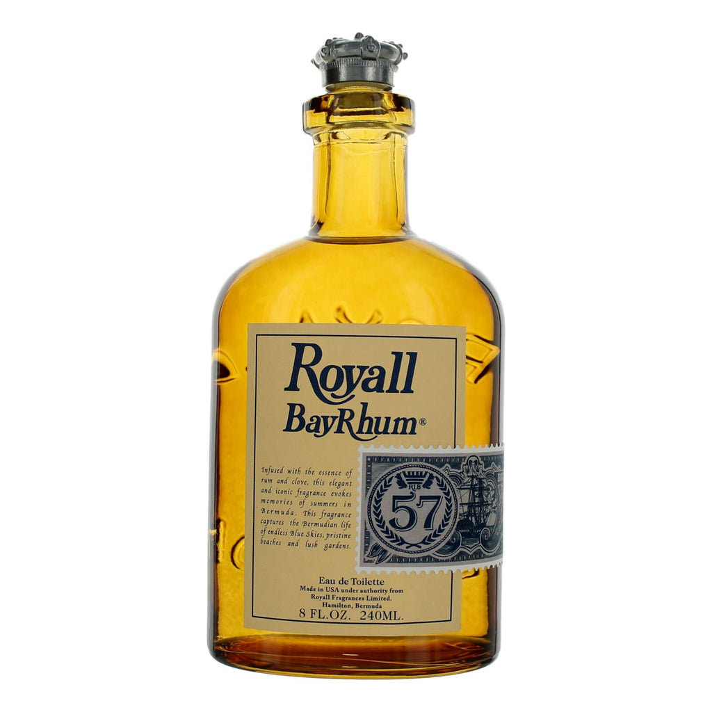 Royall Bay Rhum '57 Eau de Toilette Men's Fragrance Royall Lyme Bermuda Splash: 8 fl oz (240 ml)
