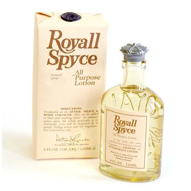 Royall Spyce All Purpose Lotion, 4 oz Natural Spray - Fendrihan Canada - 1