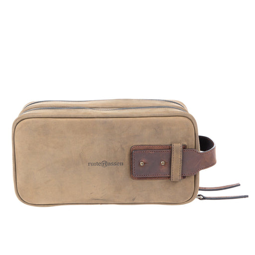 Ruitertassen Leisure Leather Toiletry Bag