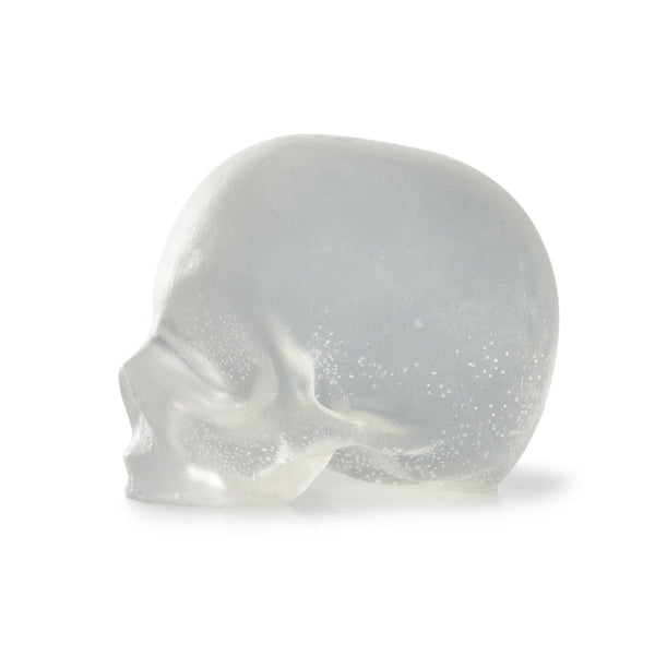 Rebels Refinery Clear Glycerine Skull Soap 3-Pack - Fendrihan Canada - 1