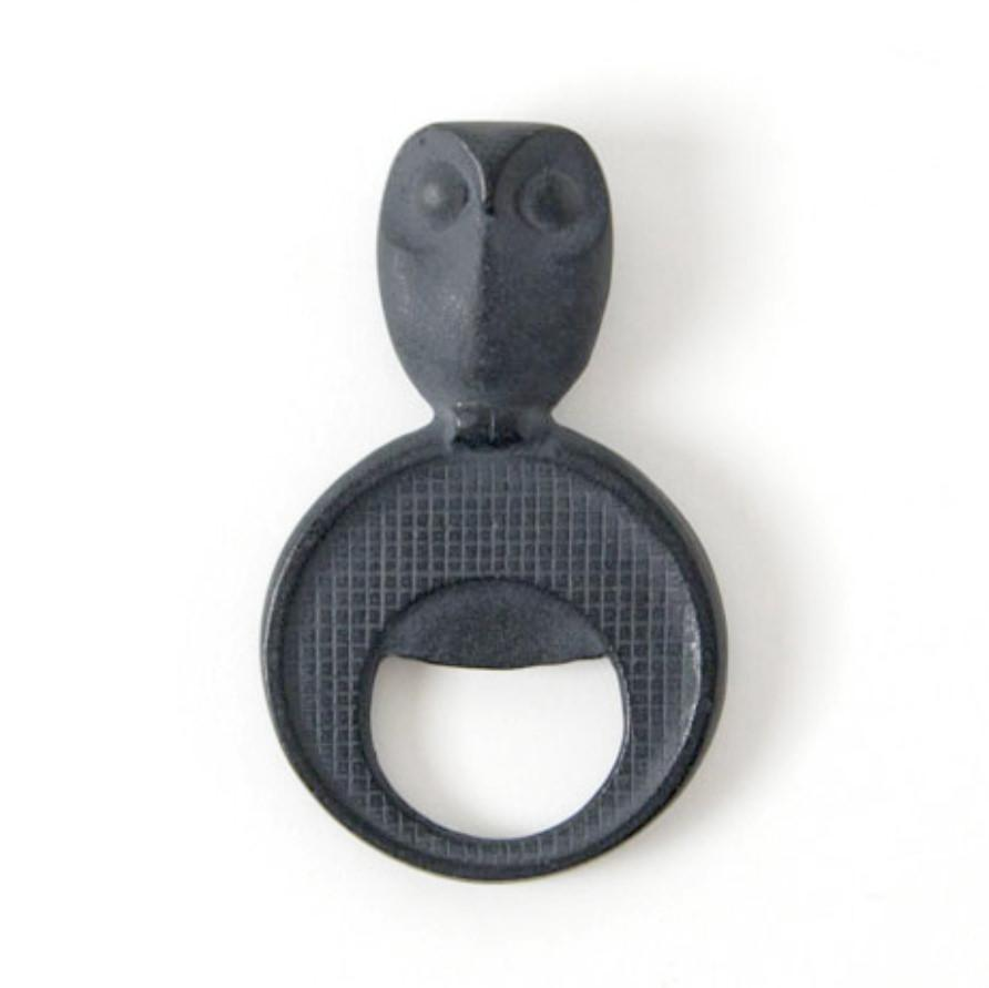 Tadahiro Baba Owl Bottle Opener Bottle Opener Japanese Exclusives
