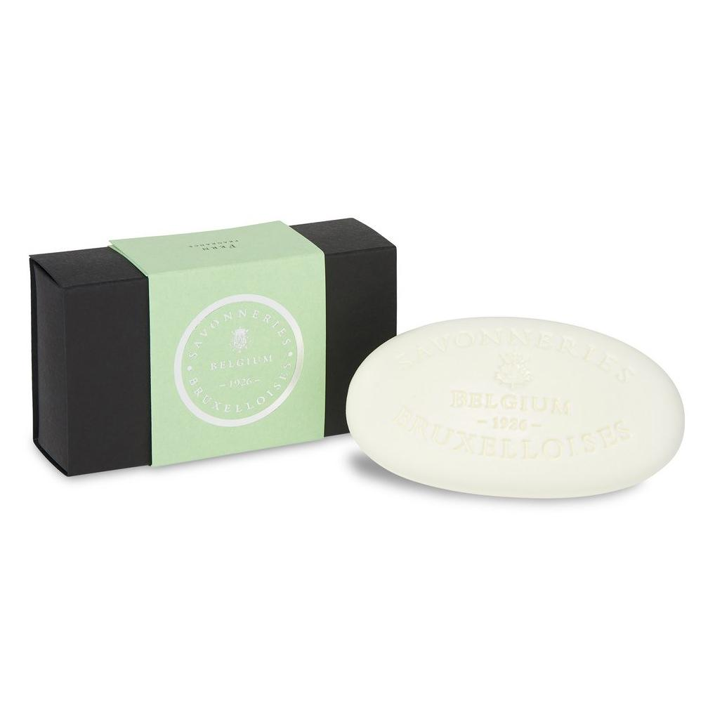 Savonneries Bruxelloises Single Box Soap Bar Body Soap Savonneries Bruxelloises Fern
