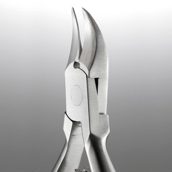 Seki Edge Stainless Steel Professional Nail Nipper, Made in Japan - Fendrihan Canada - 4
