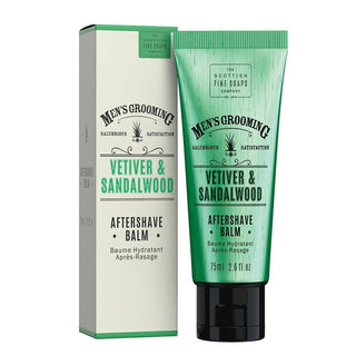 Scottish Fine Soaps Vetiver & Sandalwood Aftershave Balm Aftershave Balm Scottish Fine Soaps