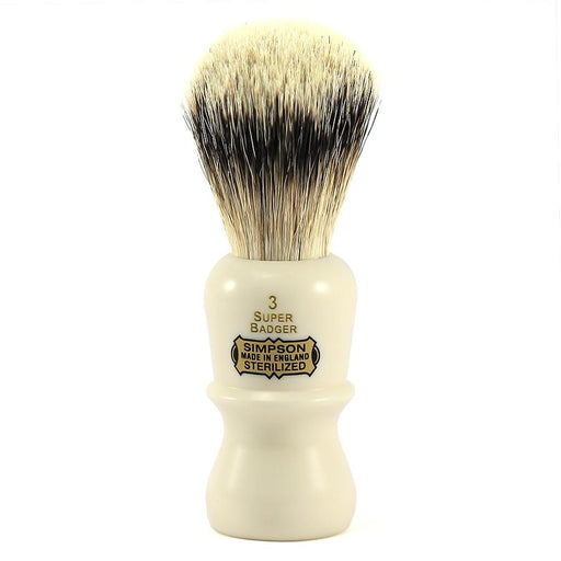 Simpsons Emperor 3 Super Badger Shaving Brush - Fendrihan Canada