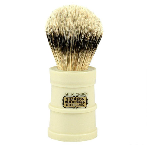 Simpsons Milk Churn Best Badger Shaving Brush - Fendrihan Canada
