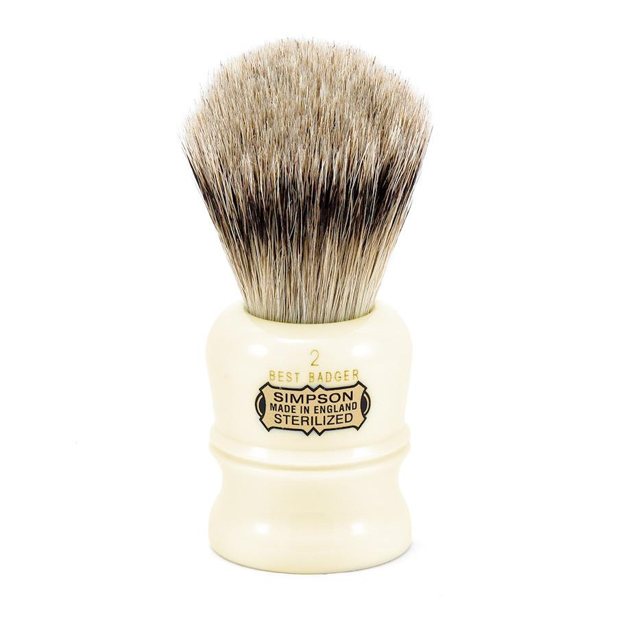 Simpsons Duke 2 Best Badger Shaving Brush Badger Bristles Shaving Brush Simpsons
