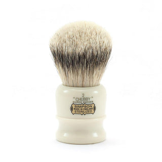 Simpsons Chubby 2 Super Badger Shaving Brush Badger Bristles Shaving Brush Simpsons