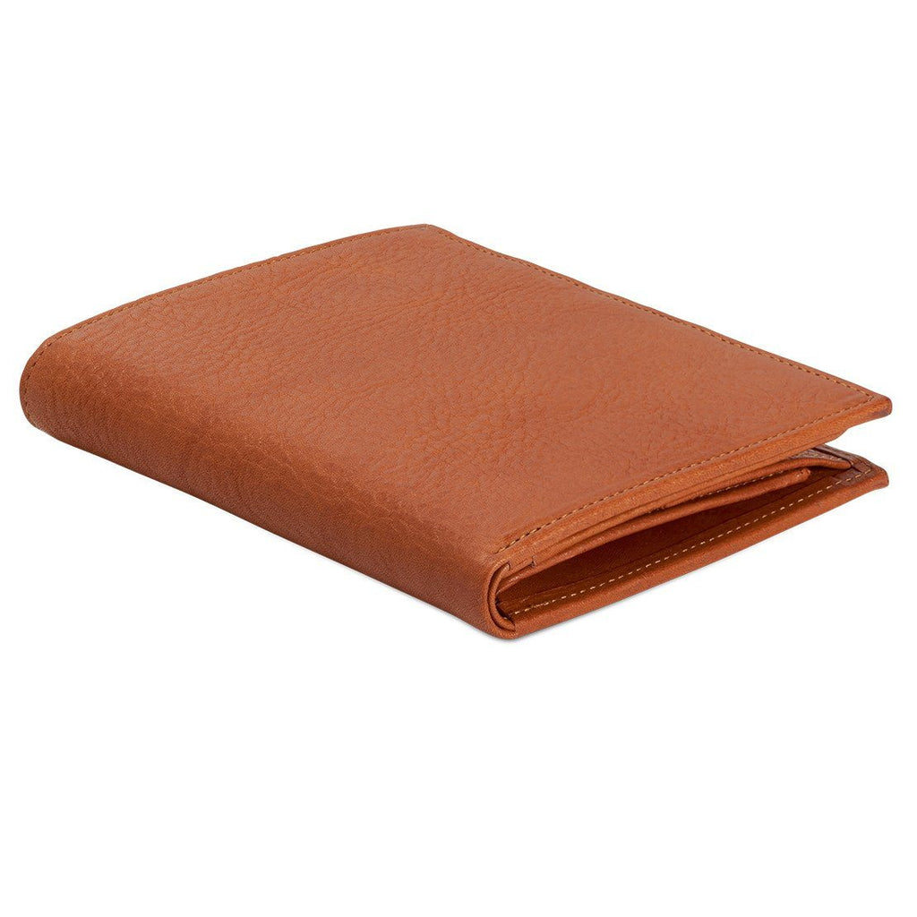 "Sonnenleder ""Donau"" Vegetable Tanned Leather Dual Purpose Wallet Leather Wallet Sonnenleder"