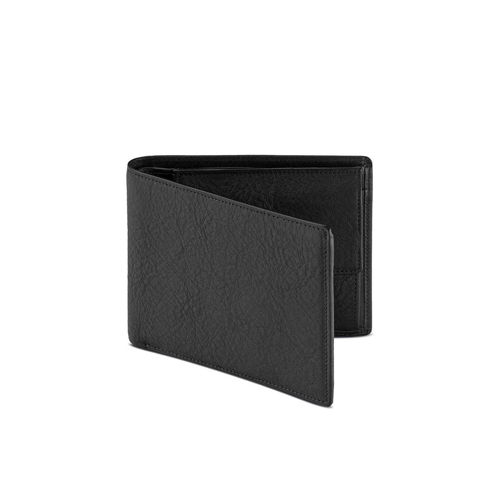 "Sonnenleder ""Trave"" Vegetable Tanned Leather Wallet Leather Wallet Sonnenleder"