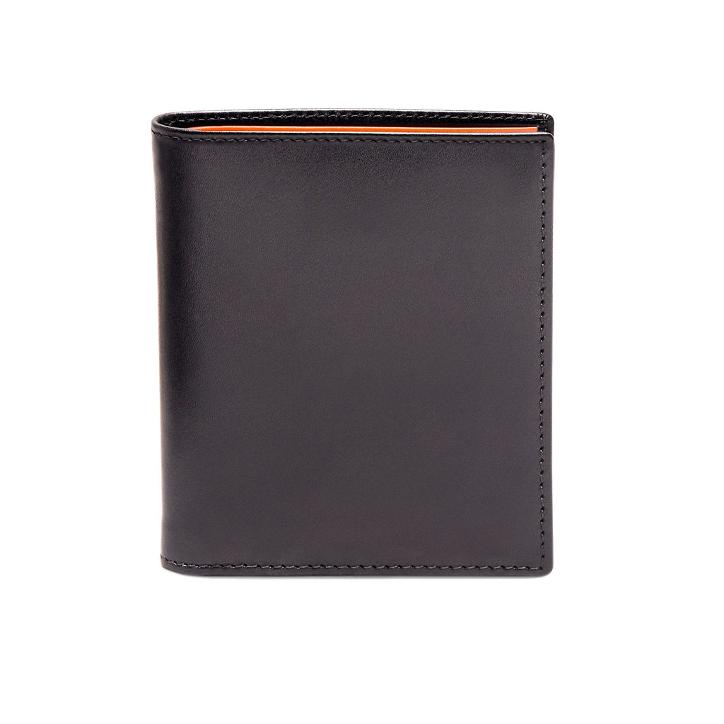 Ettinger Sterling Mini Leather Wallet with 6 Credit Card Slots Leather Wallet Ettinger