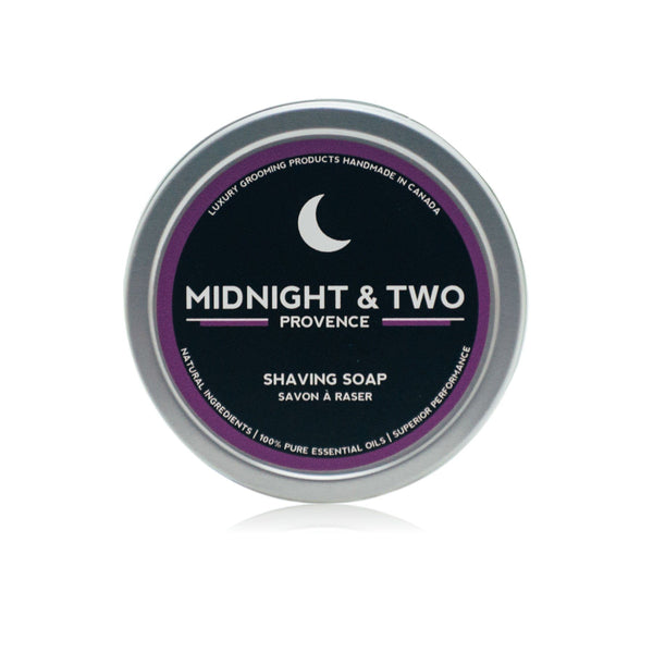 Midnight & Two Shaving Soap, Provence