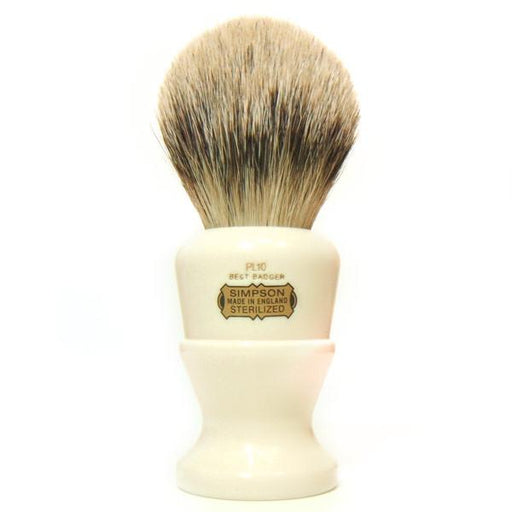 Simpsons Polo 10 Best Badger Shaving Brush - Fendrihan Canada