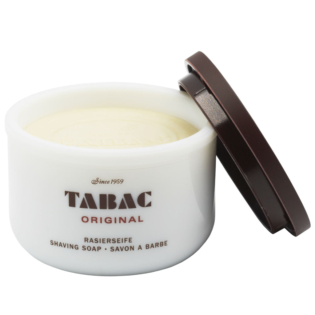 Tabac Original Shaving Soap in Ceramic Bowl Shaving Soap Tabac