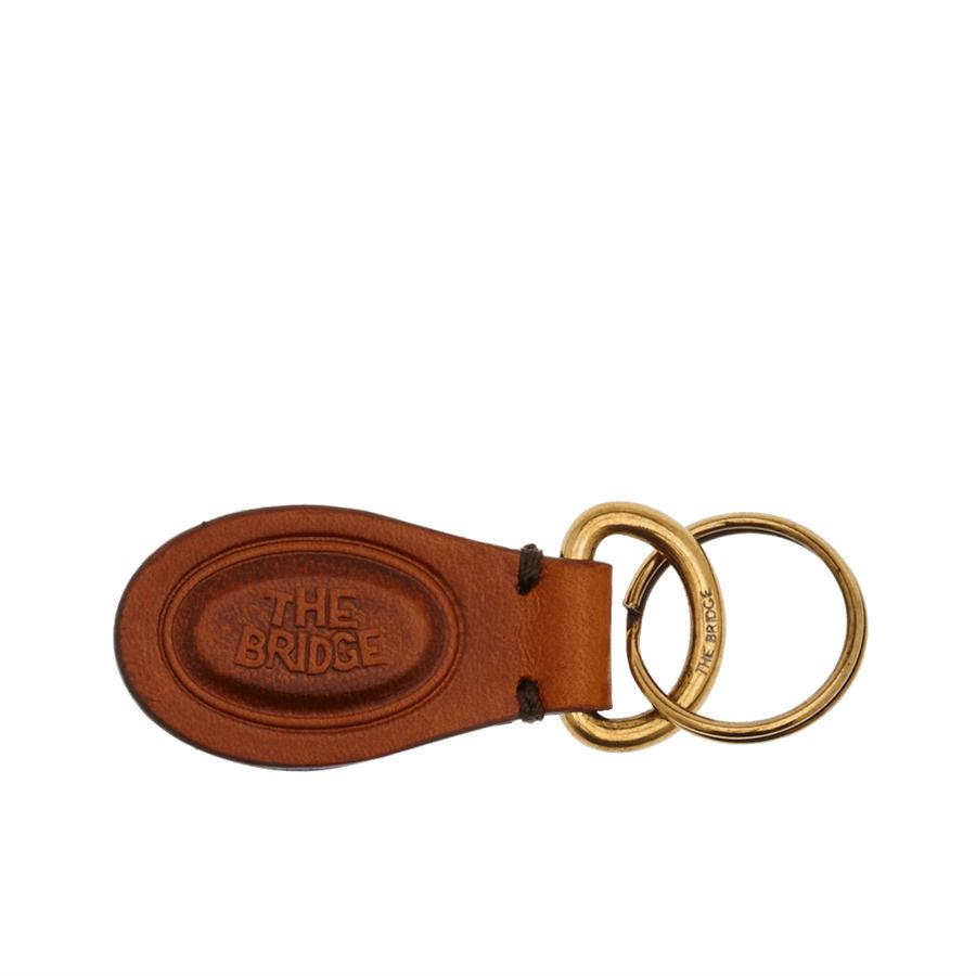 The Bridge Story Uomo Key Chain Keyring The Bridge Brown