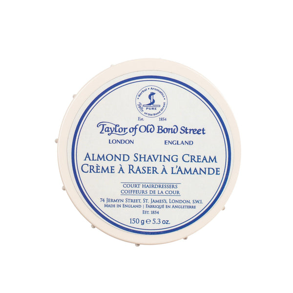 Taylor of Old Bond Street Shaving Cream Bowl, Almond