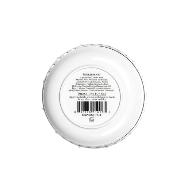 Taylor of Old Bond Street Shaving Cream Bowl, Peppermint - Fendrihan Canada - 2