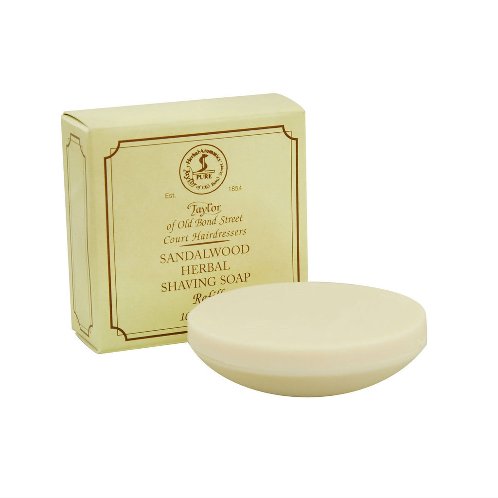 Taylor of Old Bond Street Sandalwood Shaving Soap Shaving Soap Taylor of Old Bond Street