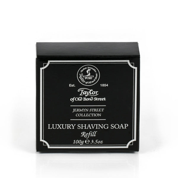 Taylor of Old Bond Street Jermyn Street Shaving Soap for Sensitive Skin - Fendrihan Canada - 3