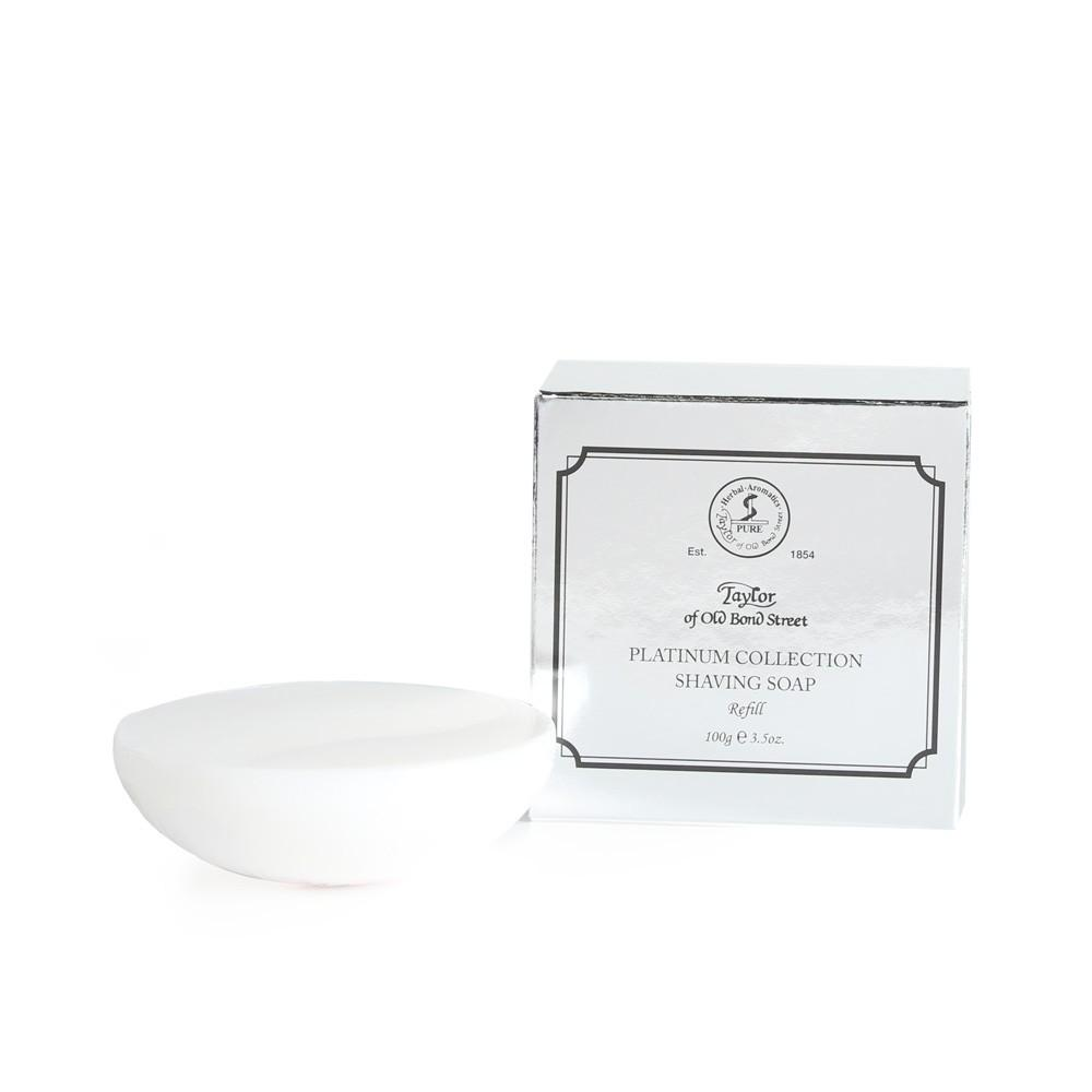 Taylor of Old Bond Street Platinum Collection Shaving Soap Shaving Soap Refill Taylor of Old Bond Street
