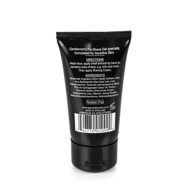 Taylor of Old Bond Street Jermyn Street Sensitive Skin Pre-shave Gel - Fendrihan Canada - 5