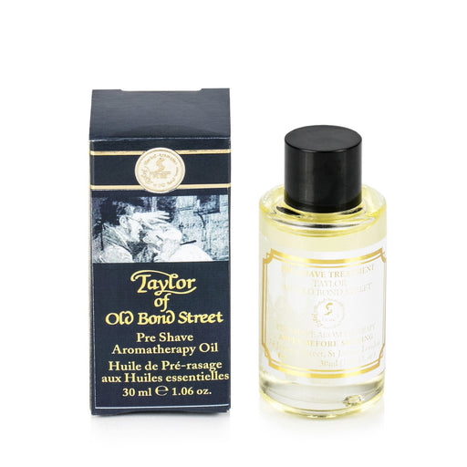 Taylor of Old Bond Street Aromatherapy Pre-Shave Oil - Fendrihan Canada - 1