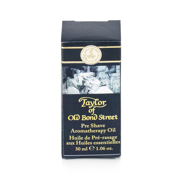 Taylor of Old Bond Street Aromatherapy Pre-Shave Oil - Fendrihan Canada - 2
