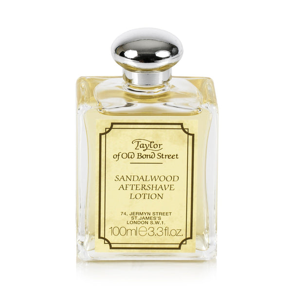 Taylor of Old Bond Street Sandalwood Aftershave - Fendrihan Canada - 4