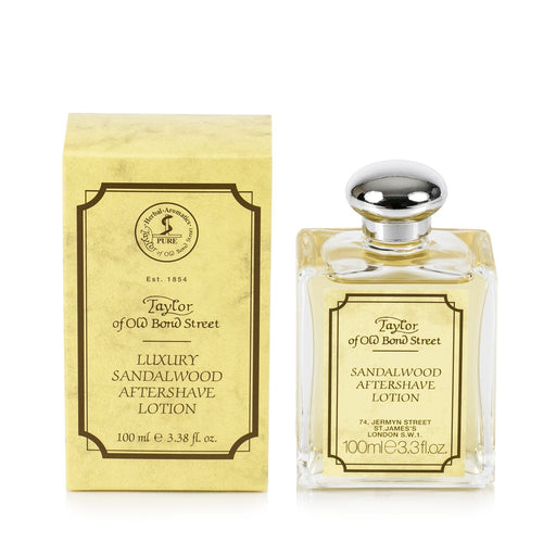 Taylor of Old Bond Street Sandalwood Aftershave - Fendrihan Canada - 1