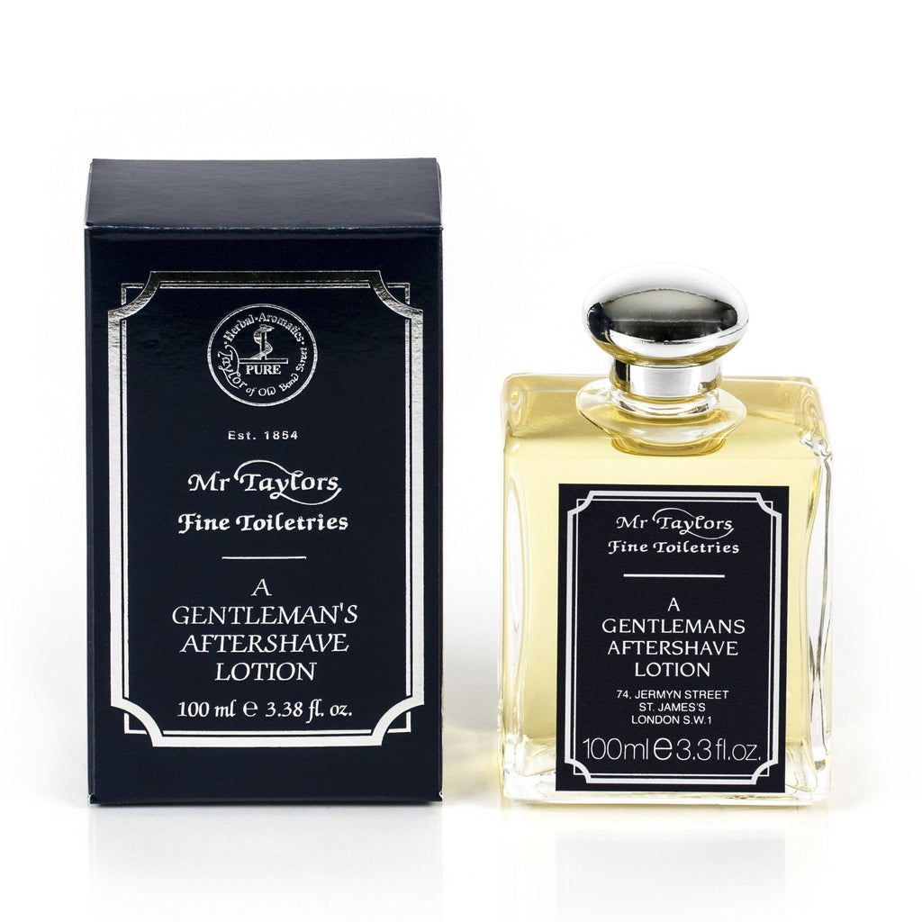 Taylor of Old Bond Street Mr. Taylors Aftershave Splash Aftershave Taylor of Old Bond Street