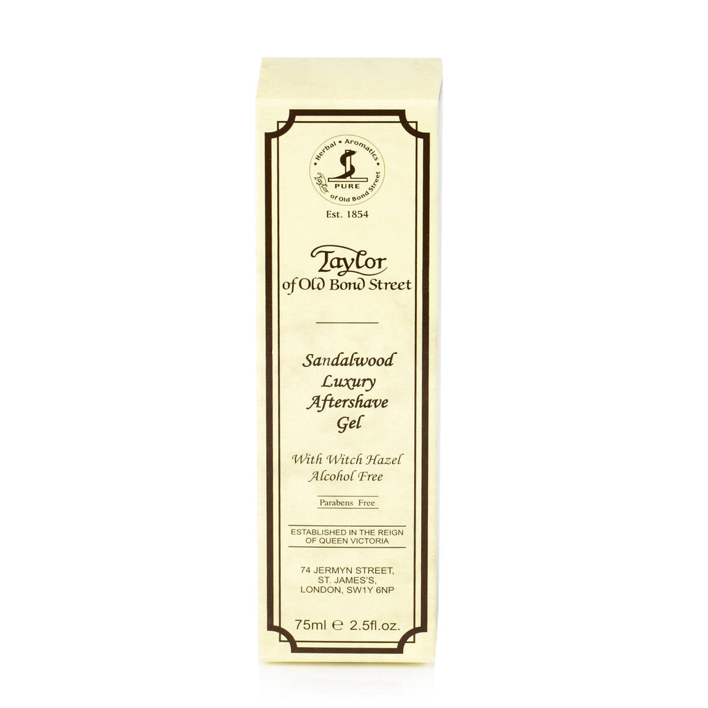 Taylor of Old Bond Street Sandalwood Luxury Aftershave Gel Aftershave Taylor of Old Bond Street