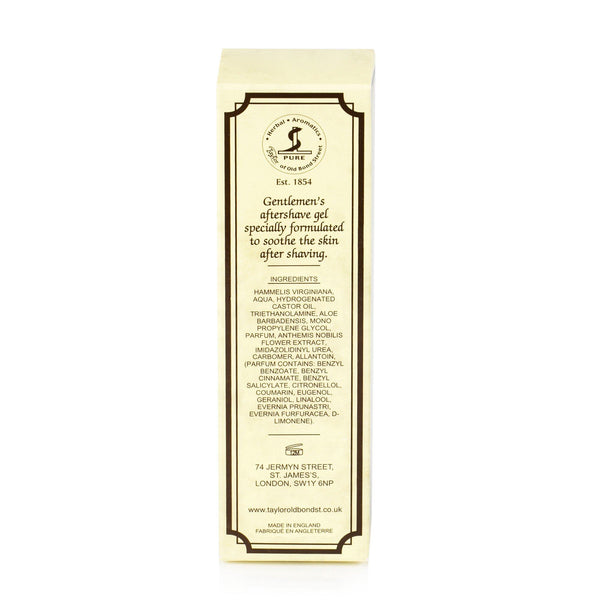 Taylor of Old Bond Street Sandalwood Luxury Aftershave Gel - Fendrihan Canada - 3