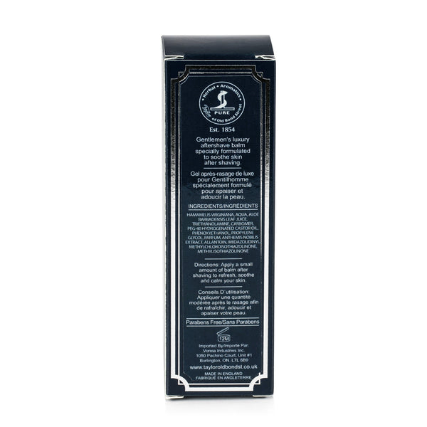 Taylor of Old Bond Street Mr. Taylors Collection Luxury Aftershave Balm - Fendrihan Canada - 3