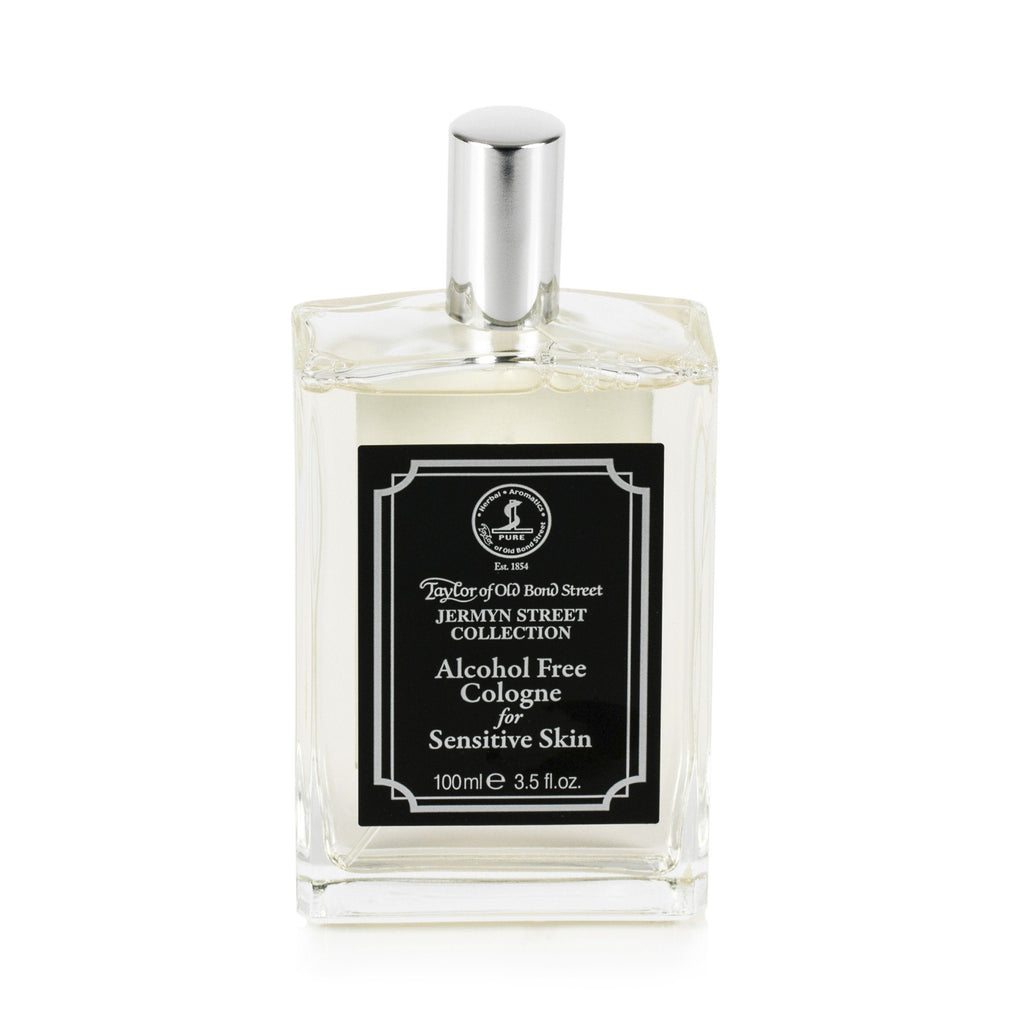Taylor of Old Bond Street Jermyn Street Cologne for Sensitive Skin, Alcohol Free, 100 ml Men's Fragrance Taylor of Old Bond Street