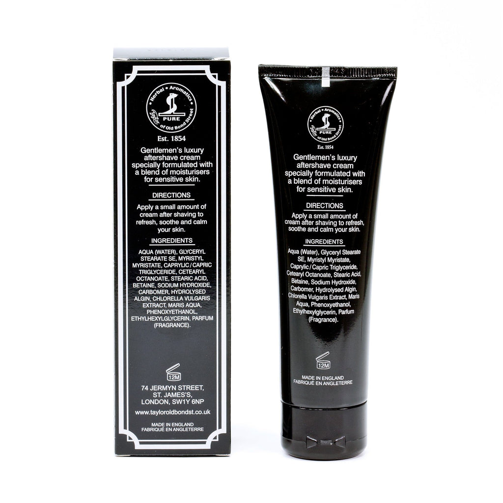 Taylor of Old Bond Street Jermyn Street Aftershave Balm for Sensitive Skin Aftershave Balm Taylor of Old Bond Street